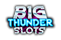 Logo of Big Thunder Slots Casino