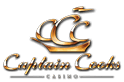 Logo of Captain Cooks Casino